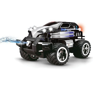 The Water Shooting Remote Controlled Car