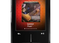Sansa Fuze+ 16 GB MP3 Player 2
