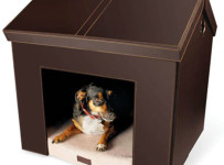 The Foldaway Dog House