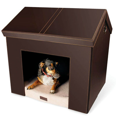 The Foldaway Dog House
