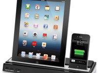The iPhone And iPad Charging Speaker Dock