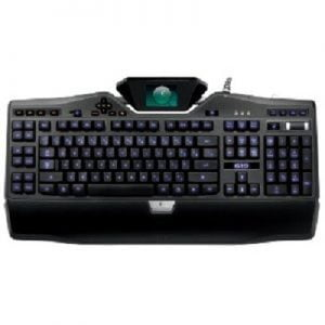 Best Gaming Keyboard - Logitech G19 Gaming Keyboard