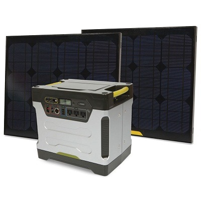 The Solar Power Generator