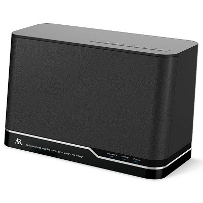 The Wireless iTunes Speaker