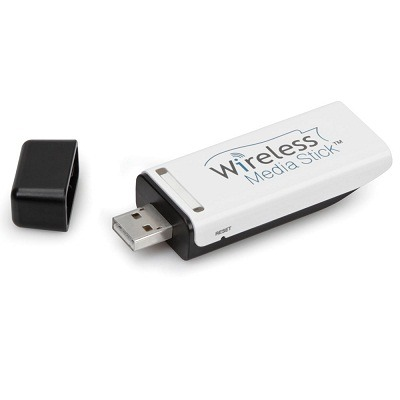 The Wireless PC To TV Media Streamer
