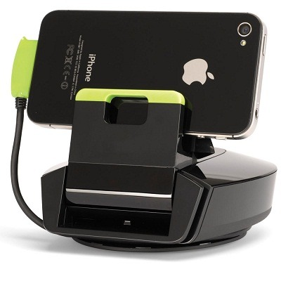 The Motion Tracking iPhone Cameraman 2