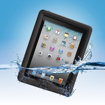 The Waterproof iPad Case
