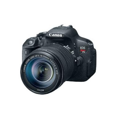 Canon EOS Rebel T5i 18MP CMOS Digital SLR with 18-135mm EF-S IS STM Lens 2