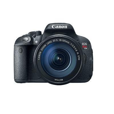 Canon EOS Rebel T5i 18MP CMOS Digital SLR with 18-135mm EF-S IS STM Lens