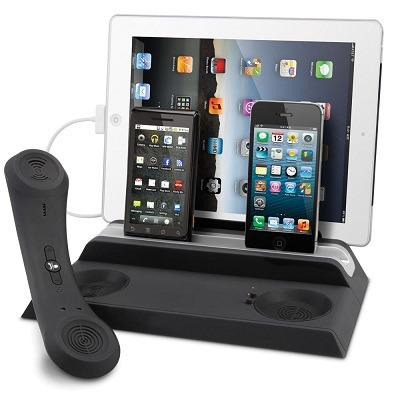 The Bluetooth Handset Quad Charger 2