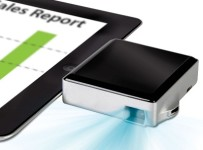 The iPad Pocket Projector