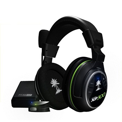 Turtle Beach Ear Force XP300 Wireless Gaming Headset