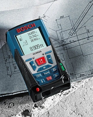 Bosch GLR825 Laser Distance Measurer 2