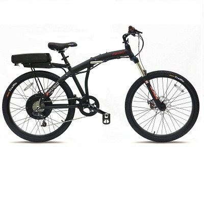 Prodeco V3 Phantom X2 8 Speed Folding Electric Bicycle