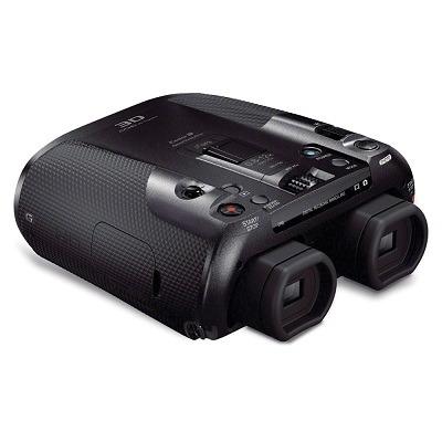 The 3D Camcorder Binoculars