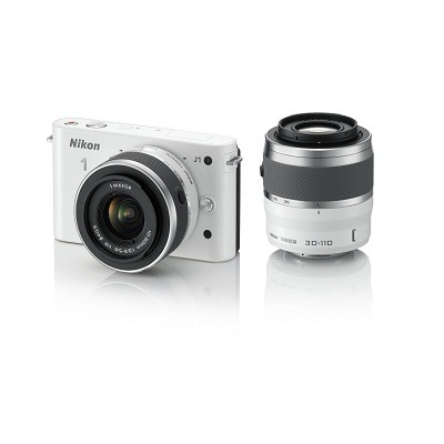Nikon 1 J1 10.1MP HD Digital Camera System
