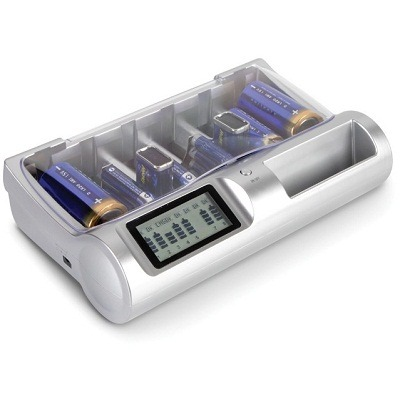 The Disposable Batteries Recharger 2