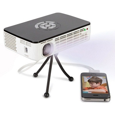 The Brightest Image Rechargeable Projector