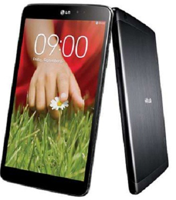 LG G Pad 8.3 Quad Core Tablet