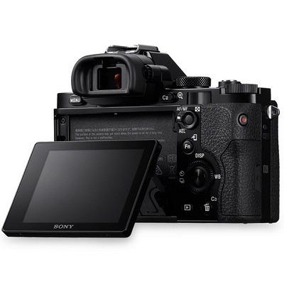 The Lightest DSLM Camera 3