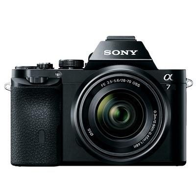 The Lightest DSLM Camera