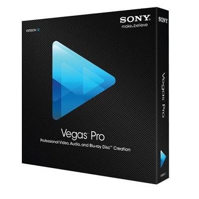SONY Vegas Pro 12 a