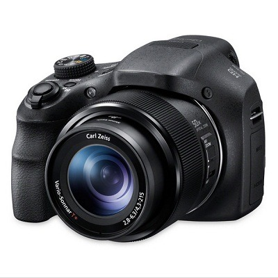 The 50X Optical Zoom Digital Camera 2