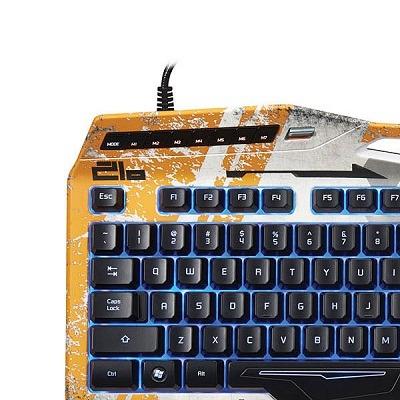 Titanfall STRIKE 3 Gaming Keyboard 3