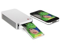 The Portable Smartphone Photo Printer