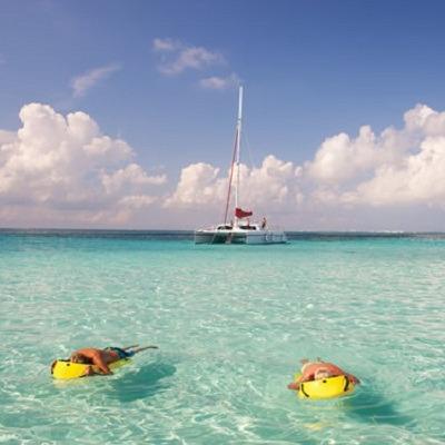 The Snorkeling Kickboard 3