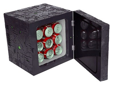 Star Trek Borg Cube Fridge 2
