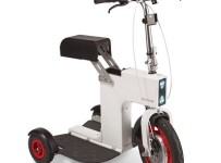 The Foldaway Electric Chariot