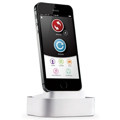 The Memory Expanding iPhone 5 dock