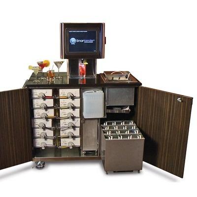 The Robotic Bartender 1