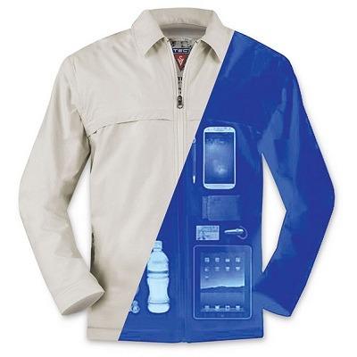The 24 Pocket Tech Jacket