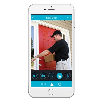 The Outdoor Wi Fi Live Monitoring Camera 1