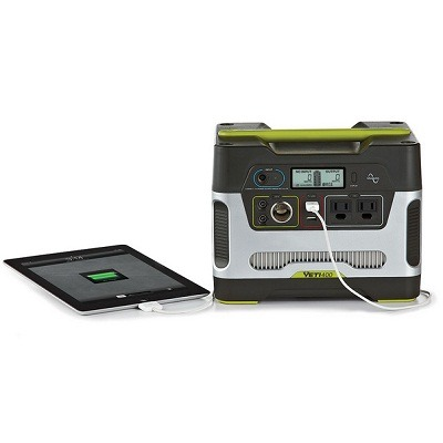 The Portable Solar Powered Generator