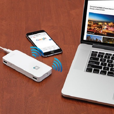 The Portable WiFi Amplifier 1