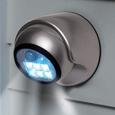The 2X Brighter Cordless Motion Activated Light