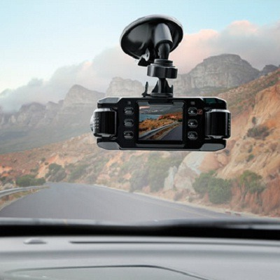 The Front And Rear Roadtrip Recorder