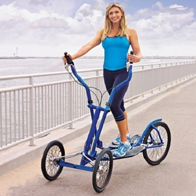 The Elliptical Bicycle 1