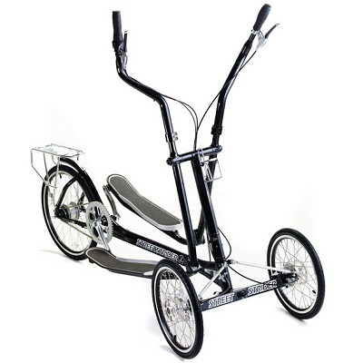 The Elliptical Bicycle 2