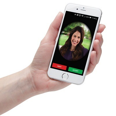 The Answer Anywhere Video Doorbell 1