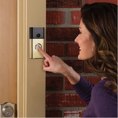 The Answer Anywhere Video Doorbell
