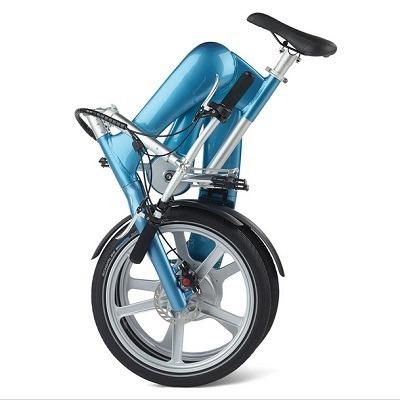 The Self Charging Electric Bike