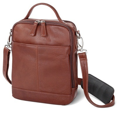 The Sightseer's Argentinian Leather Carryall 2