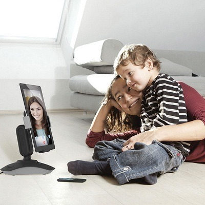 The RC Rotating iPad Viewing Stand 1