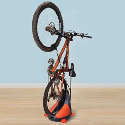 The Space Saving Upright Bike Stand