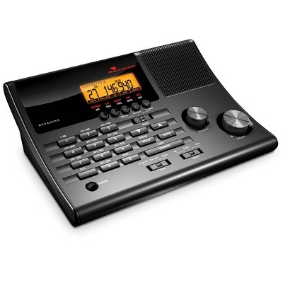 The 500 Channel Police Scanner