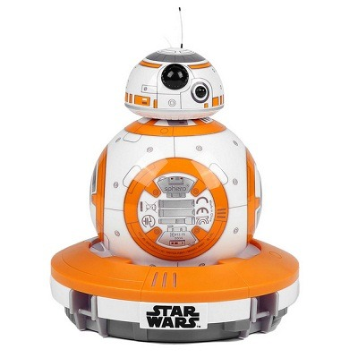 The Star Wars BB-8 Droid 1